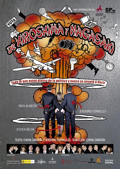 De Hiroshima y Nagasaki
