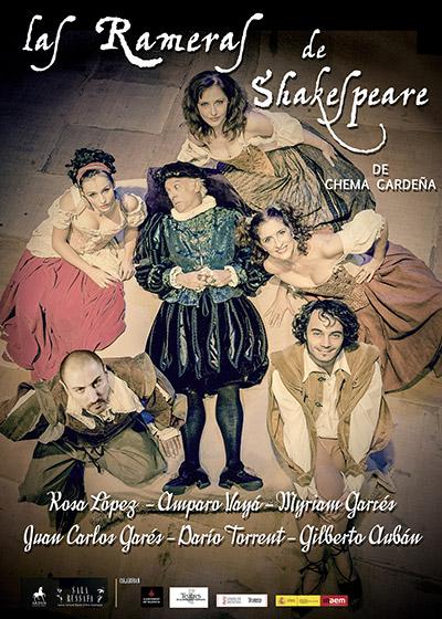 Las rameras de Shakespeare
